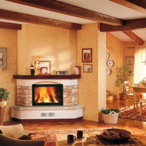 Seminee pe lemne, Seminee Design Romania
